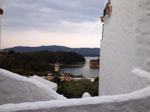 志摩地中海 美しい英虞湾の眺め