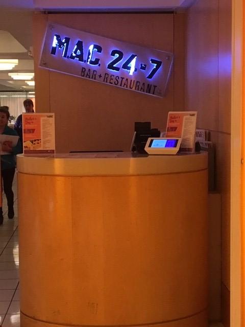 ハワイでは珍しい24時間営業のレストランM.A.C.24/7